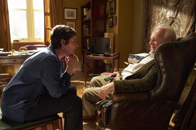 Prachtige films over dementie: 'The Father' & 'Supernova'