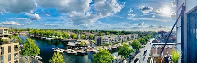 Tilburg: charmant stedebouwkundig rommeltje